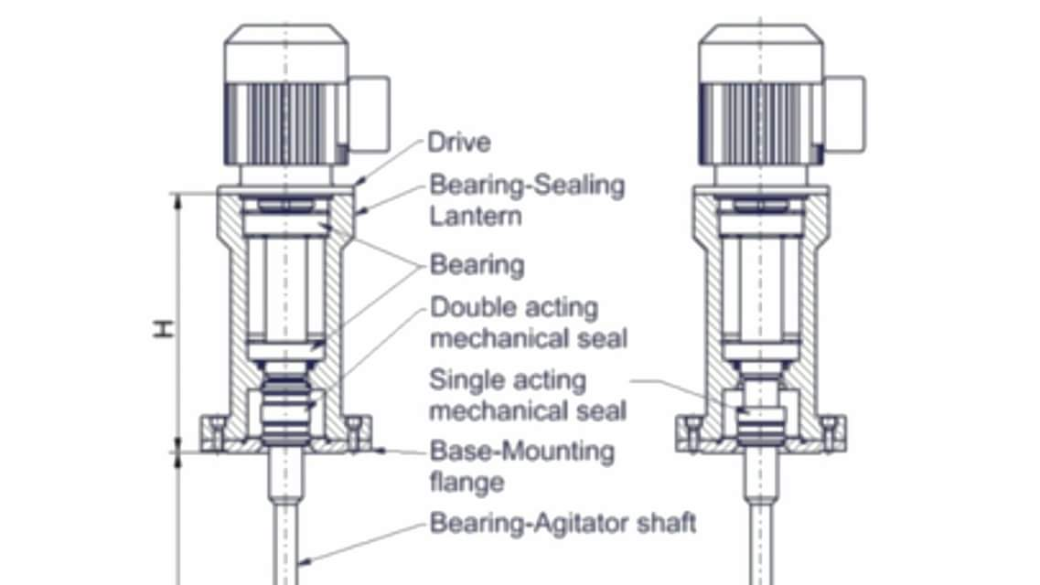 stainless steel reactor  u0026 its parts