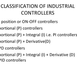 Control System PPT - The Engineering Concepts