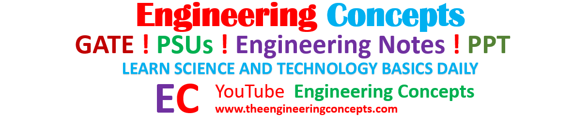 The Engineering Concepts