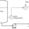Liquid Level Flow Control Loop